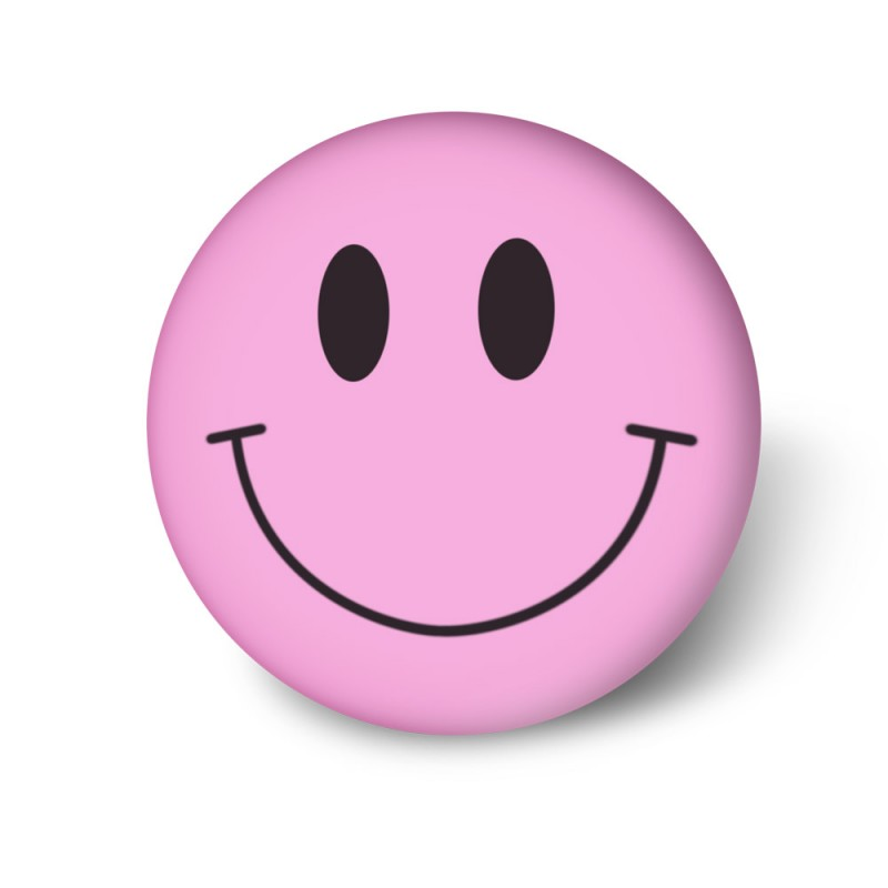 Bouton smile disio vert bleu ou rose je pilote ma for Maison smile