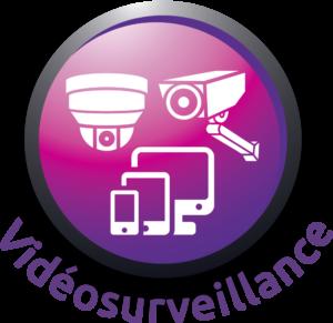 Logo vidéo surveillance de Je Pilote Ma Maison